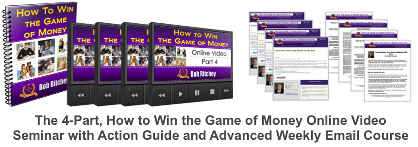How to Win the Game of Money Seminar and Newsletter