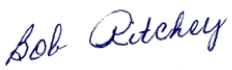 Bob-Ritchey-Signature