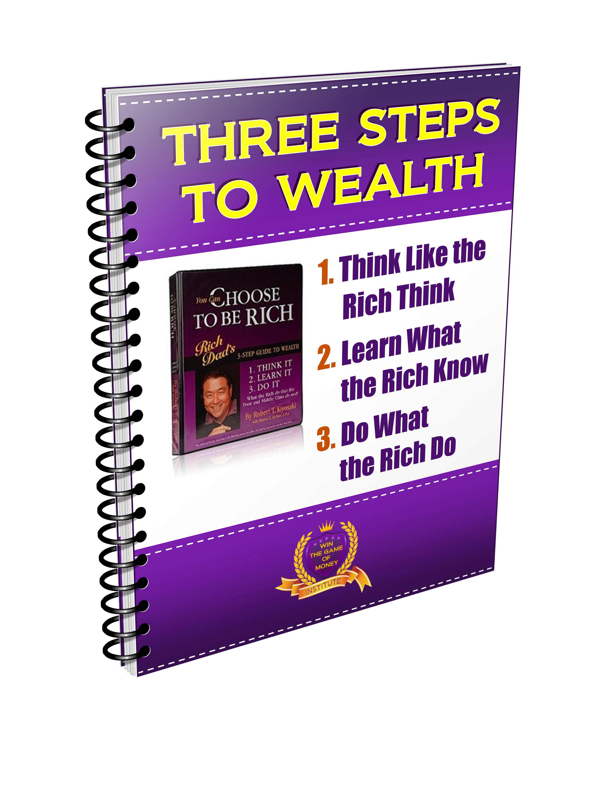 Bob Ritchey of the Win the Game of Money Institute brings you this Special Report on how to become financially free.